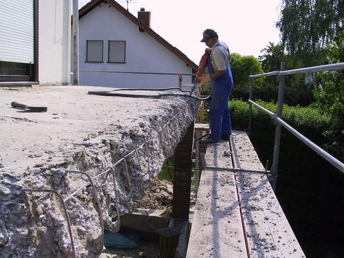 Sehr Betonsanierung - Höller Bausanierung, Frankfurt und Wetterau CF48